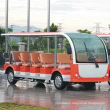 23 Ônibus de transporte elétrico de pequeno porte para passageiros (DN-23)