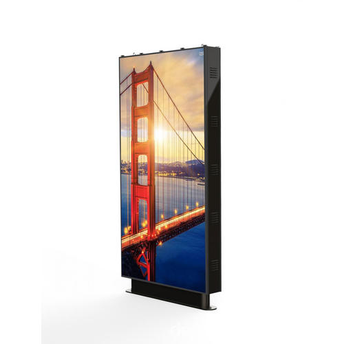 P3.9 Outdoor LED Light Box Werbedisplay