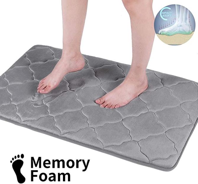 Anti-fatigue Bath Rug