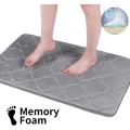 Memory Foam Bath Rug 3 PCS Set