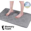 Memory Foam Badteppich 3 PCS Set