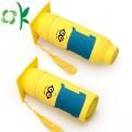 FDA Silicone Pencil Vase Bag Purse Cosmetic Bag