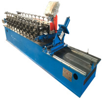 Full Roof Keel Metal Sheet Roofing Machine