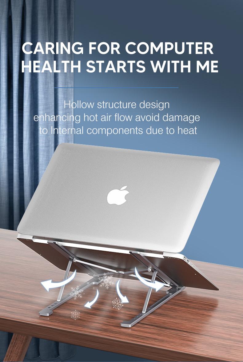 Desktop Laptop Stand