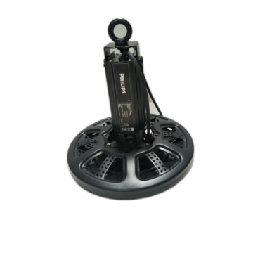 Luz LED de gran altura UFO de 100 W con controlador Philips