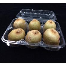 Пользовательские печати Киви фрукты пластиковые коробки для упаковки (пищевой поднос)