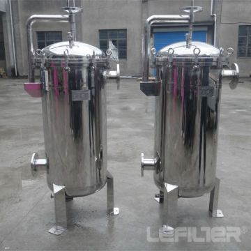 Filter Tas Stainless Steel 304 / 316L Filtrasi Industri