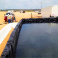 HDPE 80mil hdpe liner geomembranas dobles lisas