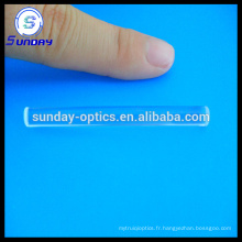 Verre optique bk7 verre k9 verre rond forme lentilles