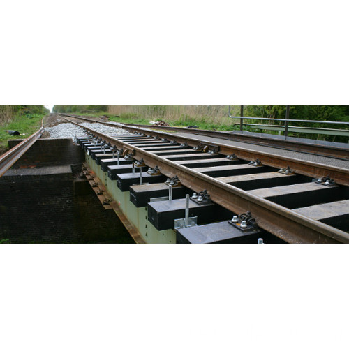 Railway Switch & Crossing Sleeper