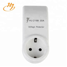 German Type 15A-30A Fireproof Voltage Protector