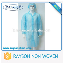 Disposable Hospital Items Waterproof Non Woven Patient Operation Gown