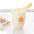 Safe Cute Infant Bath Spoon Rinse Cup
