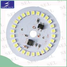 220V 15W LED PCB avec IC (48mm)