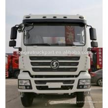 SHACMAN délivre le nouveau camion benne 8x4 M3000 290 hp