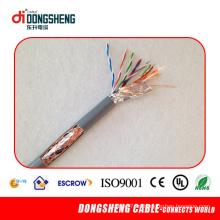 Cable del ftp Cat5e con CE, ISO, certificación de Rohs