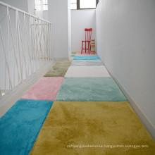 Carpet remnants plush shag rug short shag carpet