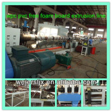germany quality xps foam board extrusion line