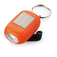 Eco-Friendly Solar & Dynamo Mini Lanterna