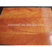 Chapa natural roble blanco / arce / abedul / cerezo para decoración interior y exterior