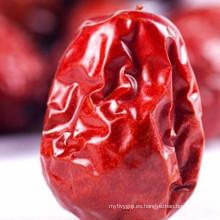 Fruta roja seca de la azufaifa, fechas rojas secadas de la azufaifa fruta de la azufaifa / fechas rojas