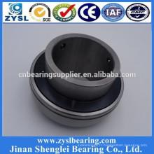 Fabricant Or Fournisseur Haute vitesse meilleure qualité chrome bloc d'oreiller en acier SER206 insérer roulement à billes