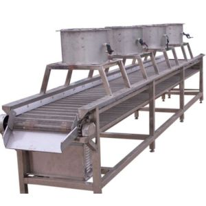 Balanced Mesh Belt Conveyor