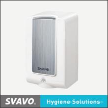 Vx285 1350W Настенная бесконтактная сушилка для рук, автоматическая сушилка для рук