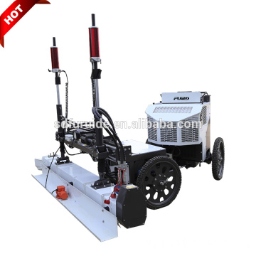Concrete Screed Machines with Laser Leveling Function