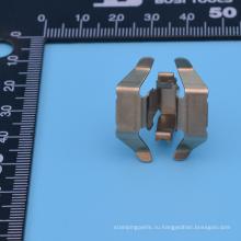 Изготовленные на заказ высокоточные металлические штампованные детали