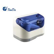 Secador de pelo de bajo consumo con funda protectora de plástico