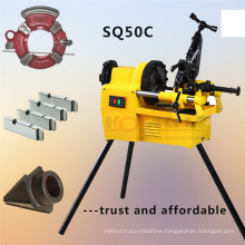 "SQ50C 1/2""-2"" rex threading machine"