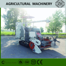 Rice and Wheat Combine Harvester dengan Hydraulic Gearbox