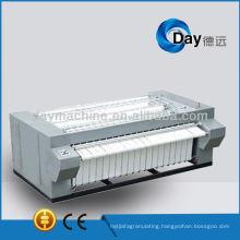 CE industrial flatwork ironing machine