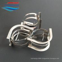 Metal Intalox Saddle tower packing.carbon saddle