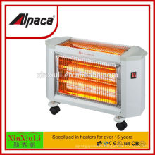 Portable quartz infrared heater,Infrared heater electric heater