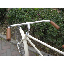 Guiador para bicicleta de viatura Peças de bicicleta de alavanca de bicicleta retro de alumínio