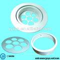 La aleación de aluminio del OEM moldea la luz llevada del anillo del anillo