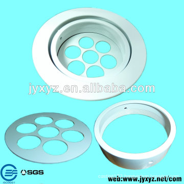 OEM aluminum alloy die casting led ring light