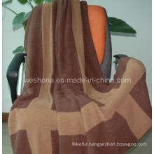 Polyester Blanket, Knitted Blanket Pb-K0907