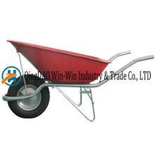 Wheelbarrow Wb8900 Pneumatisches Rad
