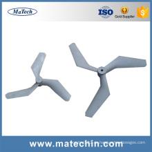 Hoher Präzisions-Aluminiumlegierungs-Druck sterben Form-Ventilator-Blatt-Form