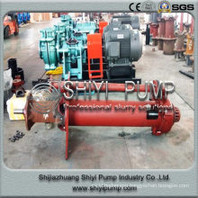 Metal Lined Sump Pump for Mineral Processing