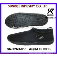 SR-14WA053 Zapatos del deporte del agua de los hombres frescos zapatos del agua de la aguamarina zapatos del agua zapatos del agua zapatos que practican surf