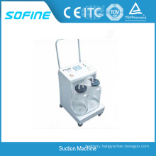 High Power Movable Suction Machine