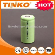 Ni-MH ПЕРЕЗАРЯЖАЕМАЯ батарея C 4500mah 2шт/блистер горячей продажи в Европе