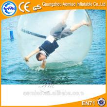 Boule de golf soluble dans l'eau / eau balle / eau zorb ball china