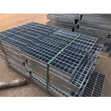 Galvanized Lightweight Foot Steel Metal Safety Platform Grating for Platform Floor