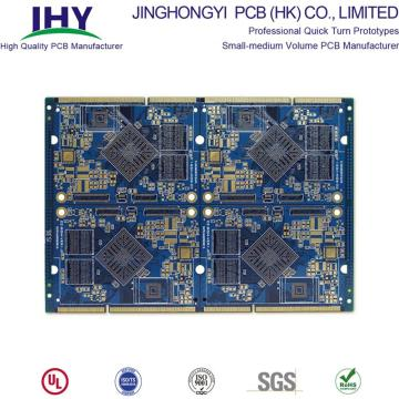 12 Layers Intelligent Traffic Control Circuit Board Impedance PCB
