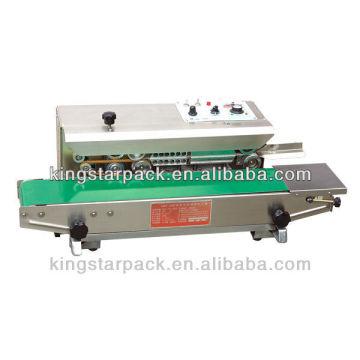 Máquina de enchimento e vedação para sacos DBF-900W